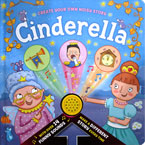 Create Your Own Noisy Story Cinderella Board Book with over 14 funny sounds
