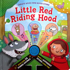 (SALE!!) Create Your Own Noisy Story Little Red Riding Hood Board Book with over 14 funny sounds