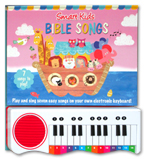 My First Bible Songs Piano Board Book (with 7 play along songs)