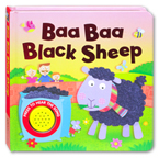 Baa Baa Black Sheep Melody Sound Board Book
