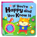 If You're Happy and You Know It Melody Sound Board Book