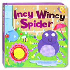 Incy Wincy Spider Melody Sound Board Book
