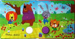 Ring-a-Ring O'Roses Melody Sound Boardbook