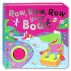 Row, Row, Row Your Boat Melody Sound Board Book