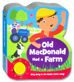Old MacDonald Had a Farm Melody Sound Board Book (Sing along to classic action song!)