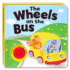 The Wheels on the Bus Melody Sound Board Book