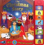 The Christmas Story Super Sound Book with 8 magical sounds!