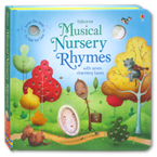Musical Nursery Rhymes - Usborne Sound Books with seven charming tunes