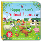 Usborne Farmyard Tales Poppy and Sam's Animal Sounds