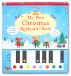Usborne My First Christmas Keyboard Book