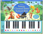 Usborne Famous Classical Tunes Keyboard Book