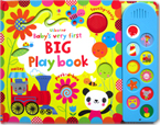 Usborne Baby's Very First Big Play Book