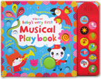 Usborne Baby's Very First Musical Play book