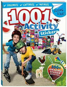 Flying Start 1001 Activity Stickers Book