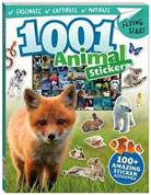 Flying Start 1001 Animal Stickers Book