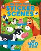 My First FARM Sticker Scenes Book with over 400 stickers
