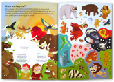 Sticker History Ice Age Sticker Book (Create exciting Ice Age sticker scenes!)