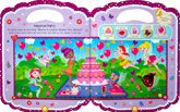 My Fairy Sticker Handbag Book Over 400 fabulous stickers