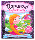 Rapunzel - Fairy Tale Sticker Fun (Over 250 Stickers, Plus Press-Outs)