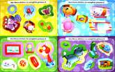 My First PETS Sticker Scenes Book - Complete the Scenes with BIG, fun stickers (gambar anjing bola)