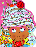 Izzy the Ice Cream Fairy Sticker Activity Book with over 1000 Stickers