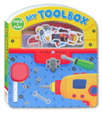 Stick & Play My Toolbox Board Book