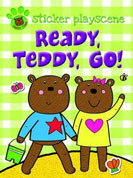 Sticker Playscene READY, TEDDY, GO!