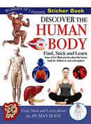Discover the Human Body Wonders of Learning Sticker Book