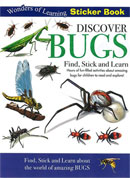 Discover Bugs Wonders of Learning Sticker Book