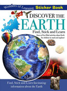 Discover the Earth Wonders of Learning Sticker Book