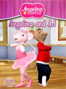 Angelina Ballerina - Angelina and AJ Story Book