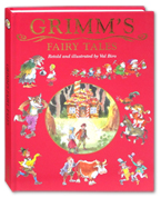 Grimm's Fairy Tales Story Book (Retold and Illustrated by Val Biro)