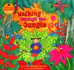 Walking through the Jungle story book with music CD (audio & video animation)