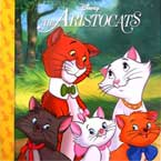 Disney The Aristocats Story Book