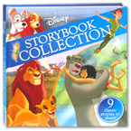 Disney Storybook Collection With 9 Classic Stories to share