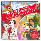 Disney Storybook Collection With 8 Festive Stories to share