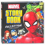 Marvel Story Book Collection With 9 Awesome Stories to share