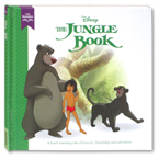 Little Readers - Disney The Jungle Book (A heart-warming tale of bravery, friendship and adventure)