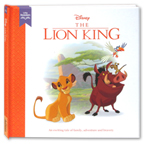 Little Readers - Disney The Lion King (An exciting tale of family, adventure and bravery)