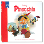 Little Readers - Disney Pinocchio ( An exciting tale of truth, courage and friendship )