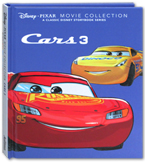 Disney Pixar Cars 3 Movie Collection - A Classic Disney Storybook Series