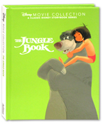 Disney The Jungle Book Movie Collection - A Classic Disney Storybook Series