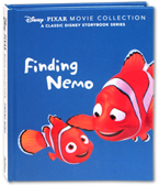 Disney Pixar Finding Nemo Movie Collection - A Classic Disney Storybook Series