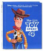 Disney Pixar Toy Story 4 Movie Collection - A Classic Disney Storybook Series