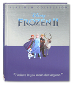 Platinum Collection: Disney Frozen II Story Book
