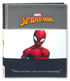 Platinum Collection: Marvel Spider-Man (With great power comes great responsibility)