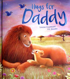 Hugs for Daddy Story Book