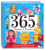 365 Stories & Poems Story Book - A Story For Every Day of The Years! (SALE!!!)