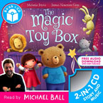 The Magic Toy Box Storybook with CD Audio