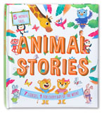 5-Minute Tales Animal Stories (7 Stories, 1  For Ever Day of the Week!)